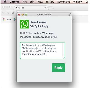 WhatsApp ordenador