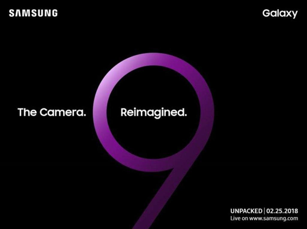 UNPACKED Galaxy S9