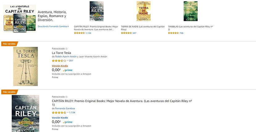 eBooks gratis Amazon